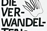 """Buchtipps der Redaktion: Buchcover """"Die Verwandelten"""""""