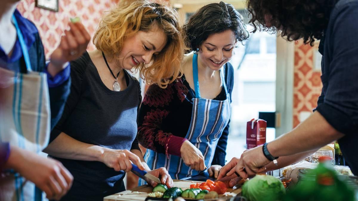 So kochen wir jetzt: inspirierende Kochbücher für gesunde Küche