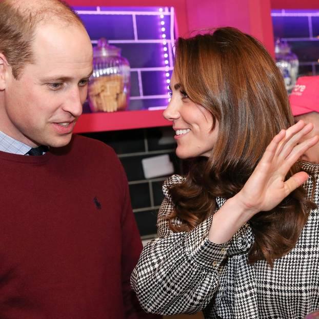 Herzogin Kate: Prinz William plant Überraschung zum Valentinstag