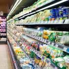 Rückruf: Kühlregal im Supermarkt
