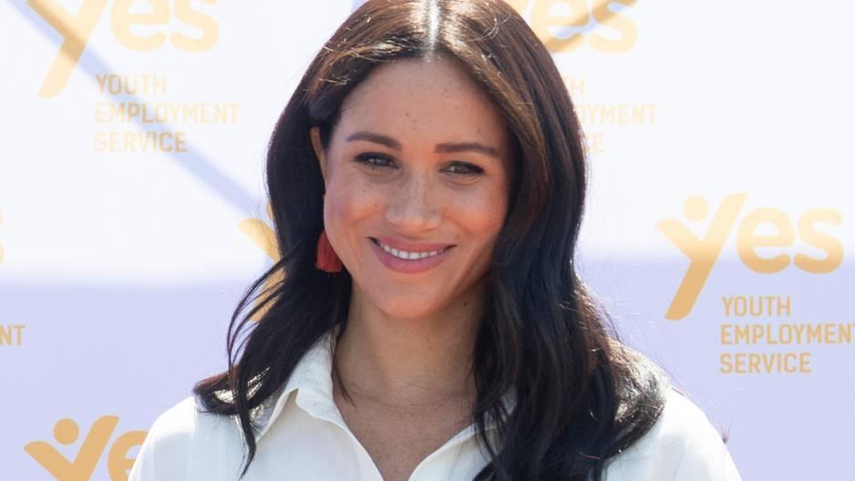 Meghan Markle: Doppelgängerin sieht ihr zum Verwechseln ähnlich