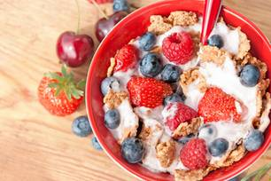 Kalorien-Check: Früchtemüsli
