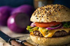 7 Snacks: Burger