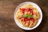 7 Snacks: Spaghetti