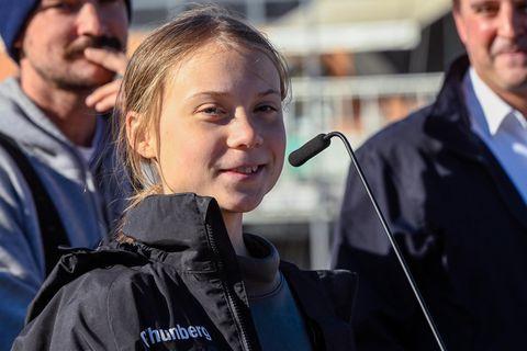 Greta Thunberg: Ihre Schwester Beata zeigt sich auf der Bühne