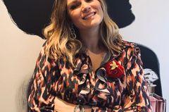 Katharina Glassl, Trainerin und Make-up-Artist bei Guerlain.