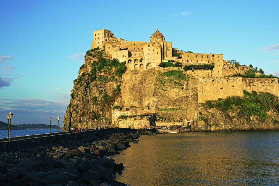 Le Isole: So schön sind Neapel, Capri und Co.: Gefängnisfestung