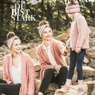 Twinteam: Lara und Nina mit Tochter Lea