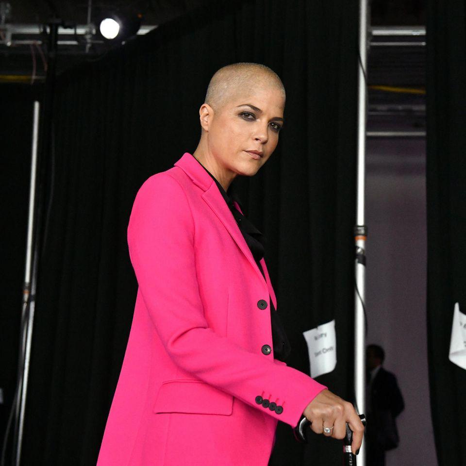 Selma Blair über ihre MS-Erkrankung