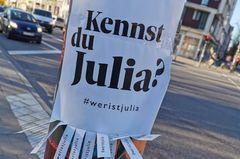 Wer ist Julia? Exklusiv: Rätsel um #weristjulia gelöst!