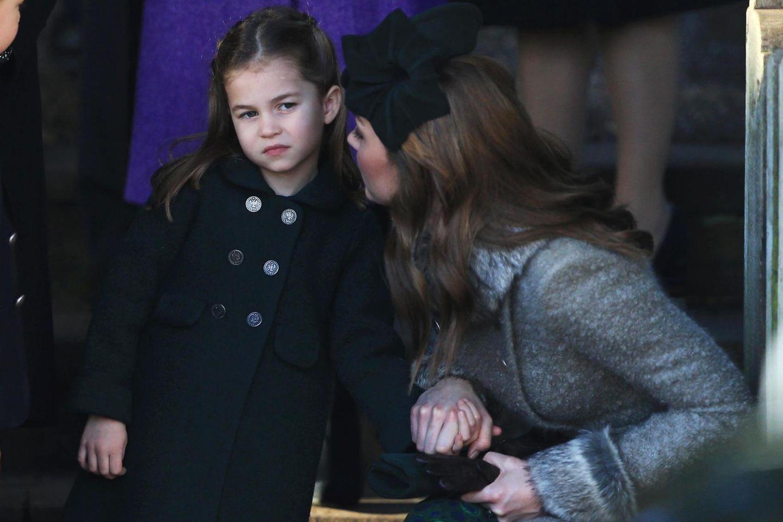 Herzogin Kate: Sie zeigt süßes Foto von Prinzessin Charlotte