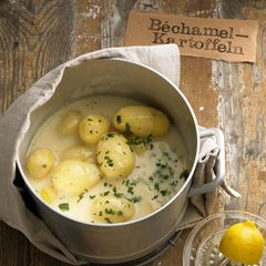 Béchamel-Kartoffeln