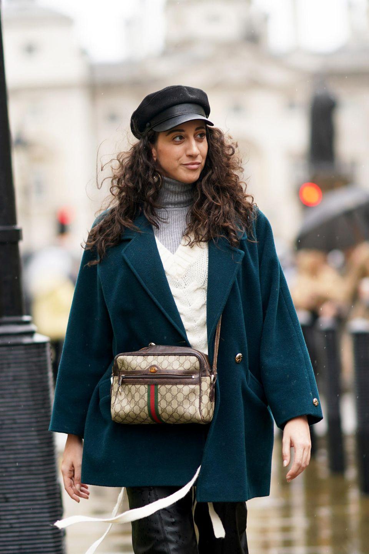 London Fashion Week: Hüte