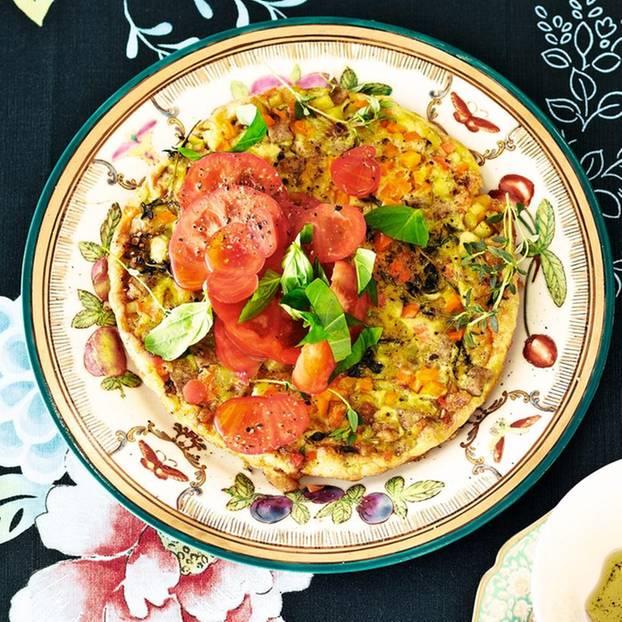 Gemüse-Frittata