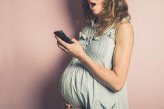 Nach drei Kindern: Schock nach Ultraschall