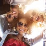 3 Sternzeichen, für die, diese Woche grandios wird: Drei Freundinnen