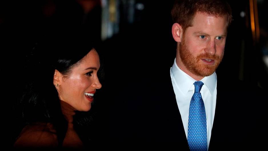 Prinz Harry: Isoliert in Kanada