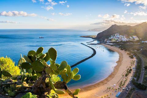 Strand Las Teresitas