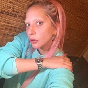 Stars ohne Make-up: Lady Gaga ungeschminkt