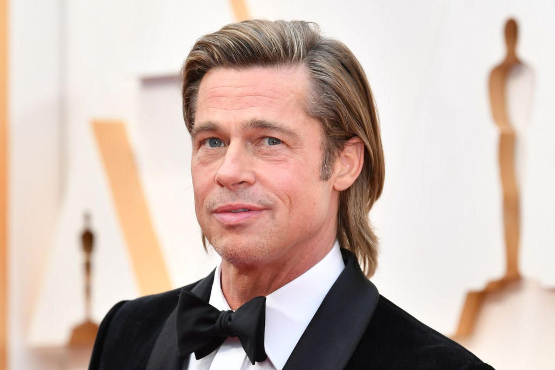 Brad Pitt bei der Oscarverleihung 2020