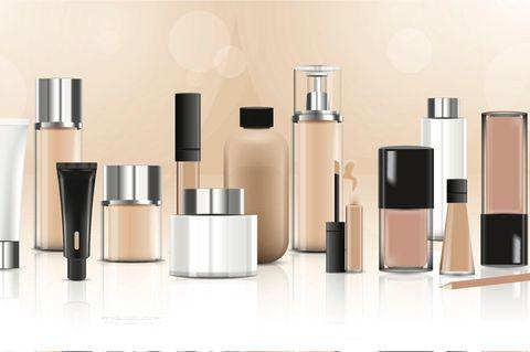 Kosmetiksammlung