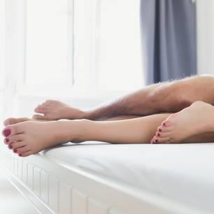 Sex: Paar in Löffelchenstellung