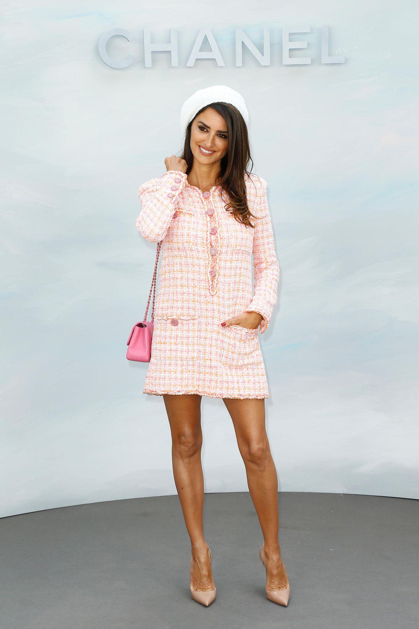 Chanel-Looks: Penélope Cruz in Chanel
