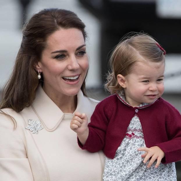 """Herzogin Kate: Schuldgefühle als """"schlechte Mutter"""""""