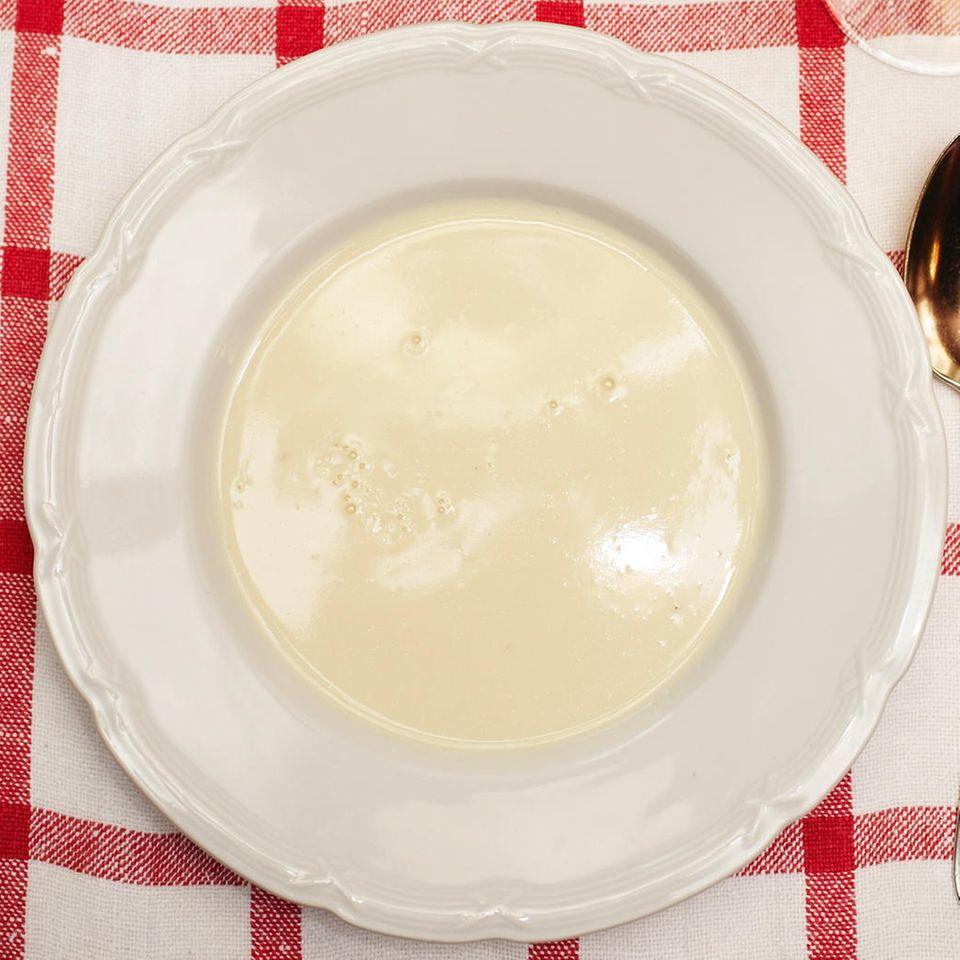Markgräfler Hefe-Rahm-Suppe