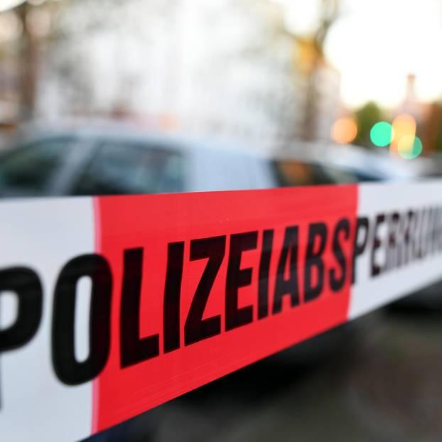 Rebecca Reusch: Symbolfoto Polizeiabsperrung
