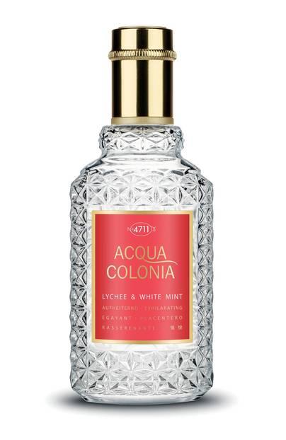 4711 Acqua Colonia Lychee White Mint