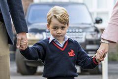 So bereiten William und Kate George auf seine Zeit als König vor