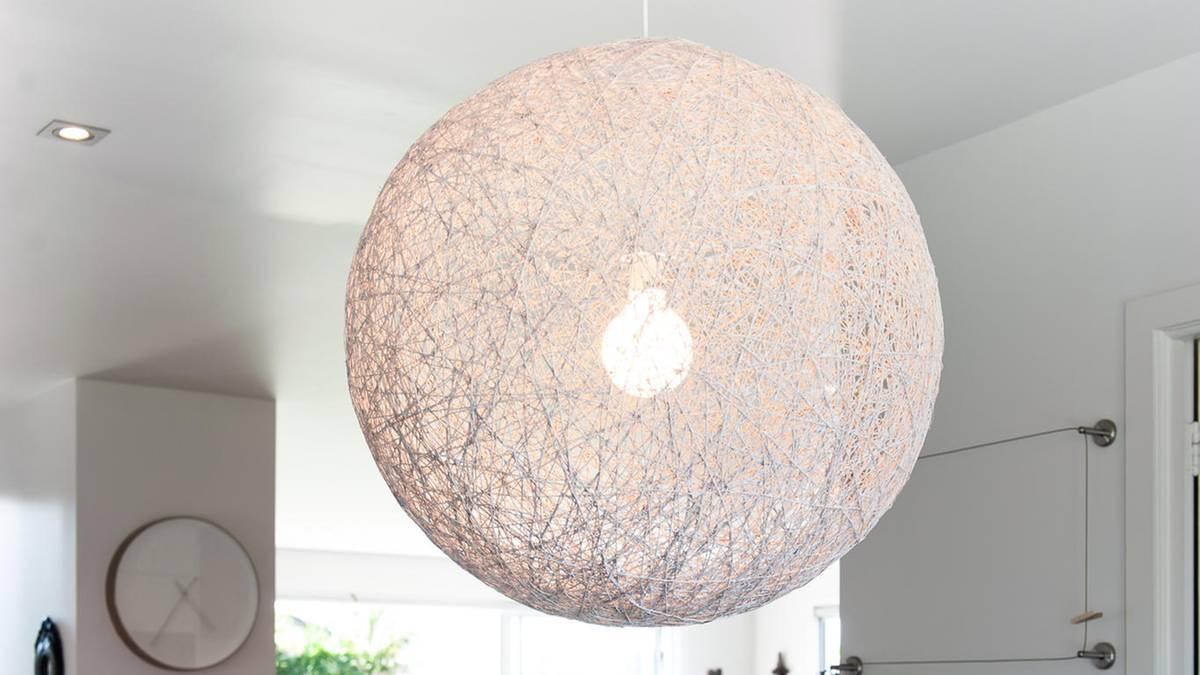 Lampenschirm basteln: Anleitung & Ideen