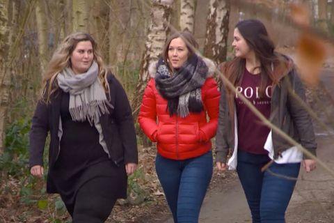 Lipodoem: 3 Schwestern kämpfen gegen die Krankheit
