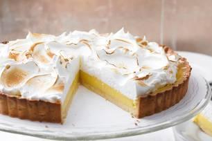 Zitronen-Tarte