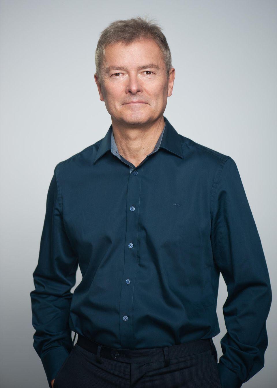 Durchschlafstörungen: Prof. Ingo Fietze