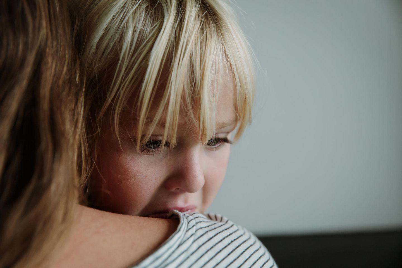 Mutter bereut: Wünschte, hätte Kinderfoto nicht veröffentlicht