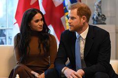 "News im Video: Meghan Markle: Queen verbietet ""Sussex Royal""-Marke"