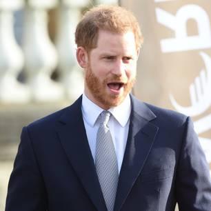 Prinz Harry: Gesangs-Auftritt geplant?