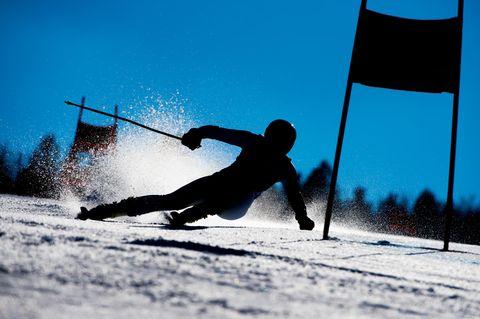 Machtmissbrauch im Sport: Skifahrer