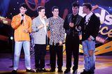 Boybands: New Kids on the Block auf der Bühne