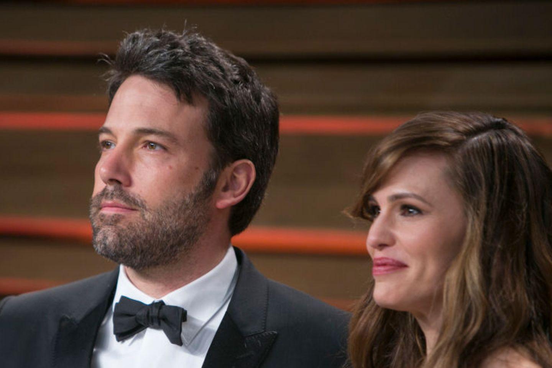 Ben Affleck und Jennifer Garner bei Oscarverleihung