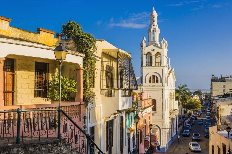 Dominikanische Republik: Santo Domingo