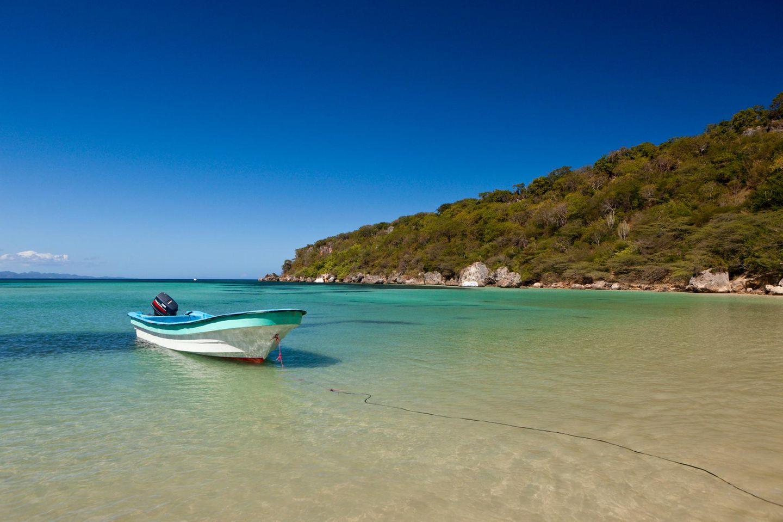 Dominikanische Republik: Strand Dominikanische Republik