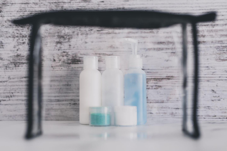 Flüssigkeit im Handgepäck: Kleine Fläschchen