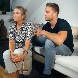 Bachelor 2020: Sebastian Preuss mit Mama