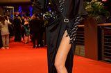 Berlinale 2020: Stefanie Giesinger auf dem roten Teppich