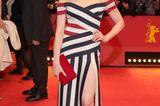 Berlinale 2020:  Franziska Weisz auf dem roten Teppich