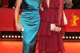 Berlinale 2020: Veronica Ferres und Lilly Krug auf dem roten Teppich
