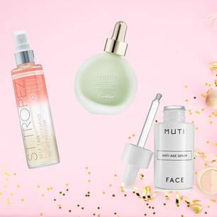 Gehypte Beautyprodukte im Februar